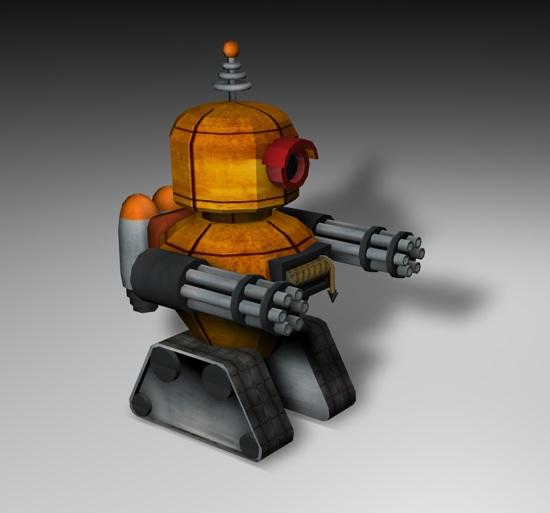 Controlable Roboter