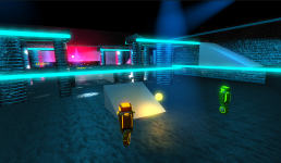 Disco Dodgeball Screenshots