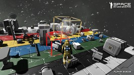 Space Engineers - Alpha Screenshots