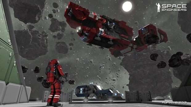 Space Engineers - Alpha Screenshots