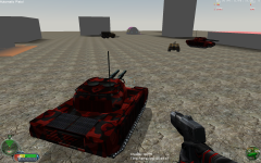Heavy Tank Ingame 4