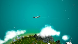 Airplanes in The Universim