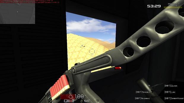 Autoloading shotgun