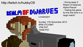 Live stream 17th November