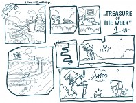 Everworld Island Comic 1