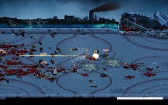 Zombie Hunter inc alpha gameplay.