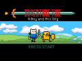 Adventure Time: A Boy And His Dog