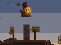 Burning Bomber