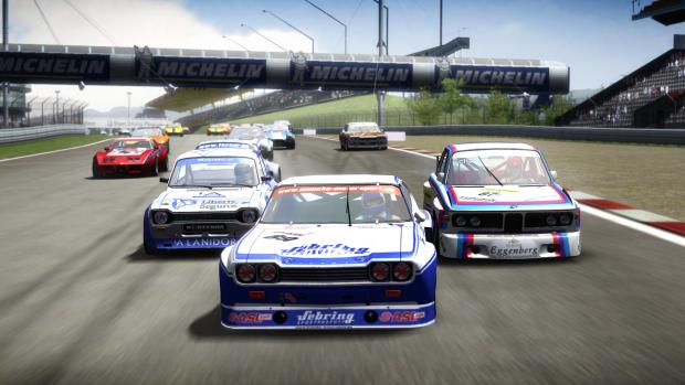 GT Legends screenshots