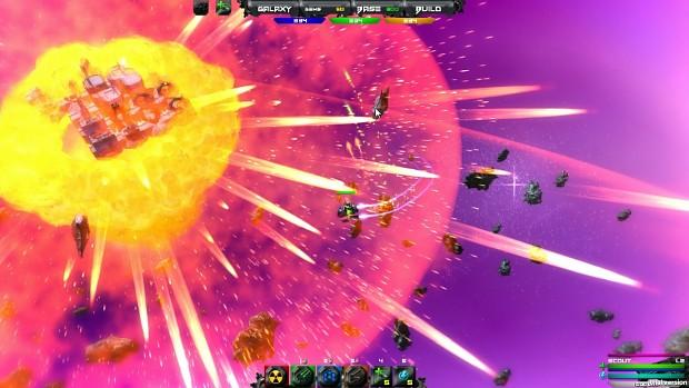Nuke attack