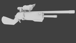 Re-Imagined Weapon