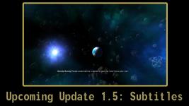 Upcoming Update 1.5 - Subtitles / Localization