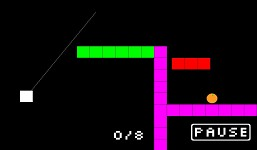 Ping - The 8bit Physics Puzzler