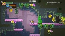 Greedy Guns - swamp tiles