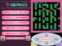 TriGrid Screenshots