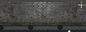 The Updated version of The Sewers Walls