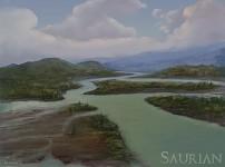 Hell Creek Landscape 01
