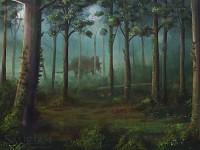 Hell Creek Landscape 02