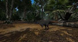 Thescelosaurus in-game screenshot