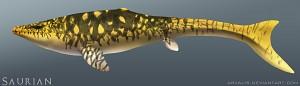 Mosasaurus 002