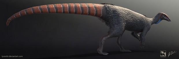 Thescelosaurus render
