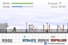 City Ninja Runner
