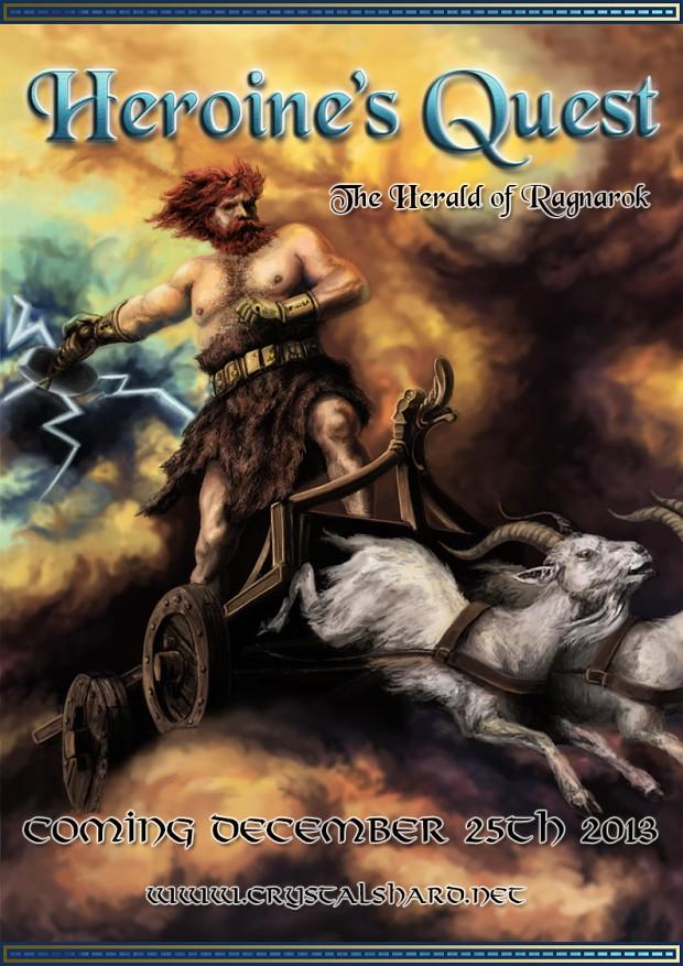 Heroine's Quest Release Date Announcement