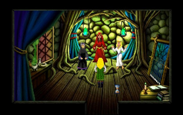 Heroine's Quest screenshot