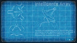 Weapon of the day: Intelligence Array!