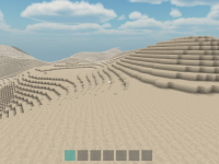 Biome Desert 1.2.5 Update 2