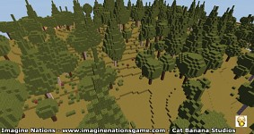 Imagine Nations First Build Screenshots