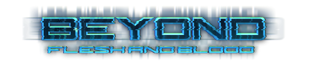 Beyond Flesh and Blood Logo