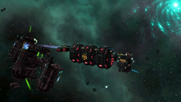 Triton departuring