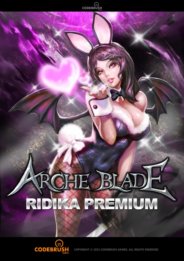 ArcheBlade_RidikaPremium