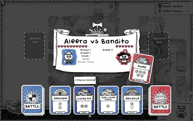 SAleera vs Bandito