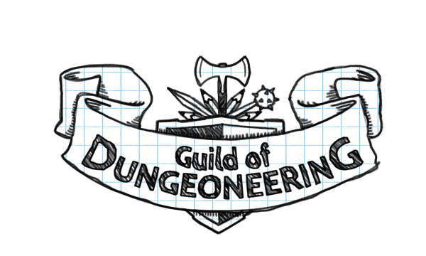 Guild of Dungeoneering logo