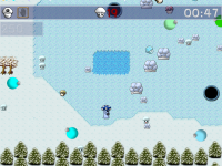 From the Frozen Clearing level