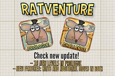 Ratventure - The update
