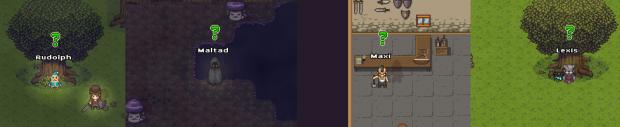 New quests in development