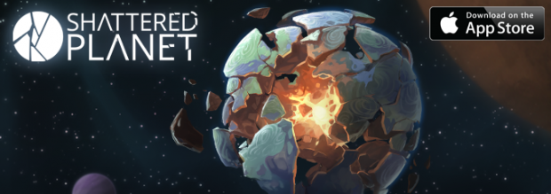 Shattered Planet is live on iOS!