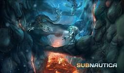 Subnautica Concept Art: Lava Zone 2