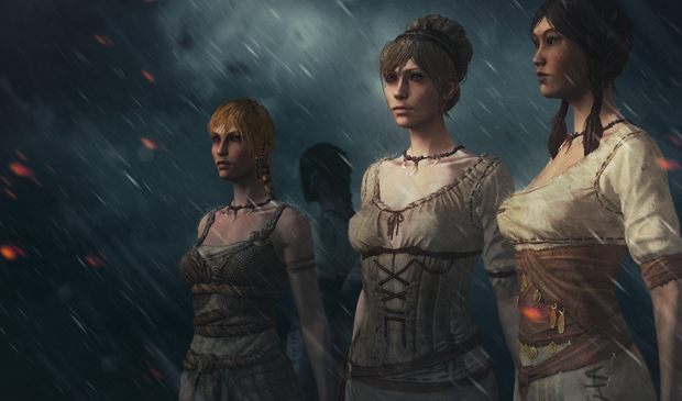 Life is feudal your own female character ролевая онлайн игра стратегия