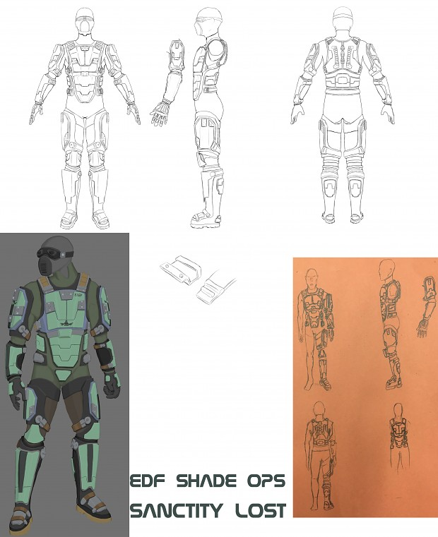 EDF Shade-Ops Concept art full