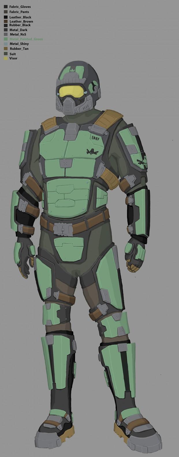 EGB Soldier Concept V2017 - Color