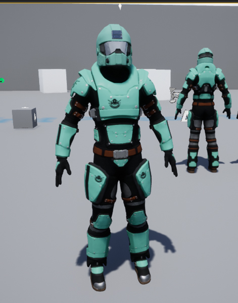 EDF Soldier Variant