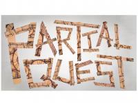 Partial Quest - papercraft makeover logo