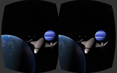 Oculus Rift support WIP