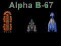 Alpha B-67