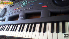 old kid electronic organ