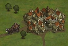 New Town and Caravan Assets